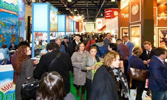 俄罗斯莫斯科国际食品、饮料及配料展览会
