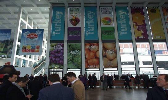 德国柏林国际水果蔬菜展览会