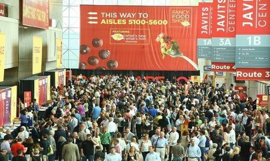 美国纽约国际夏季特色食品注册送300元打到2000