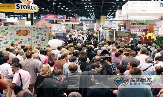 美国芝加哥国际糖果及休闲食品展览会