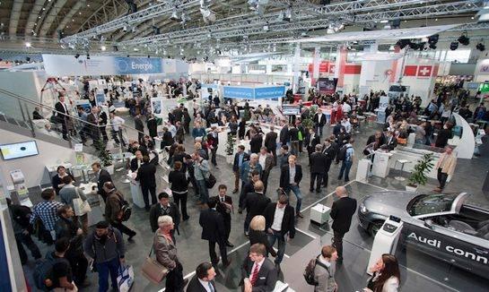 德国汉诺威国际工业展览会