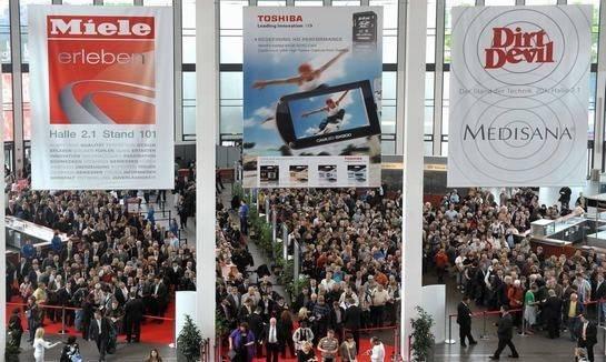 德国柏林国际消费类电子注册送300元打到2000
