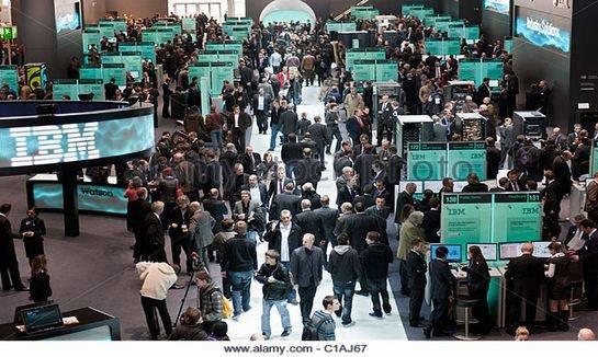 德国汉诺威国际消费电子、信息及通信?#38469;?#23637;览会