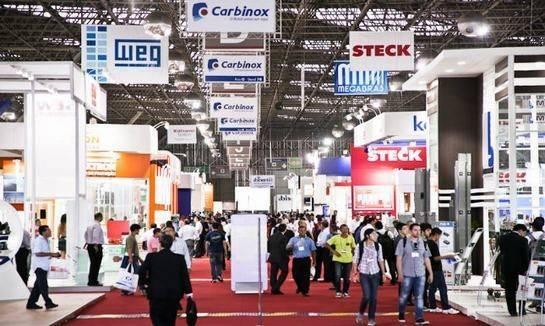 巴西圣保罗国际电力、电子及自动化工业展览会