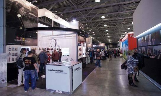 俄羅斯莫斯科國際通訊設備展覽會
