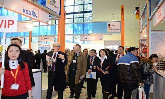 乌兹别克斯坦塔什干国际建材展览会