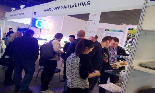 波蘭華沙國際照明設備展覽會