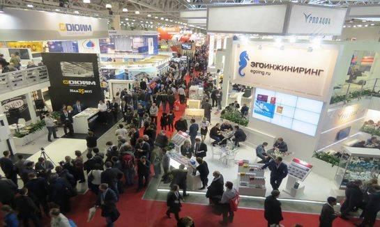 俄罗斯莫斯科国际暖通卫浴展览会
