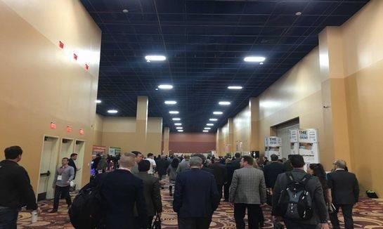 美国拉斯维加斯国际地面材料及瓷砖展览会
