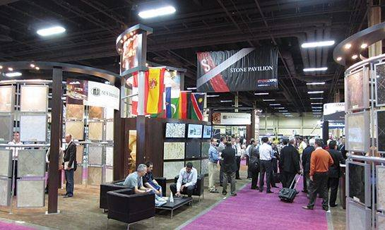 美國拉斯維加斯國際石材展覽會
