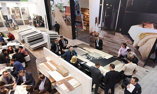 德國漢諾威國際地面材料展覽會