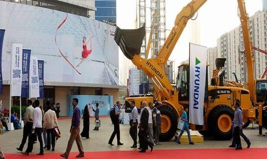 迪拜國際工程機械及配件展覽會