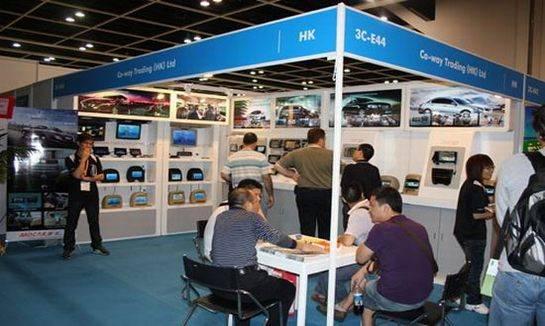 香港國際秋季電子產品展暨國際電子組件及生產技術展覽會