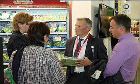 俄罗斯莫斯科国际蔬菜水果展览会