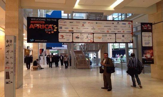 南非開普敦國際通訊技術展覽會