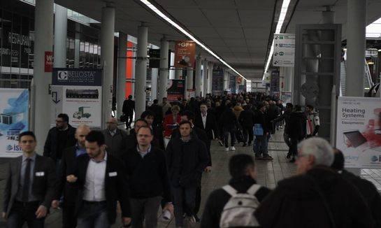 意大利米兰国际暖通空调制冷卫浴及能源展览会