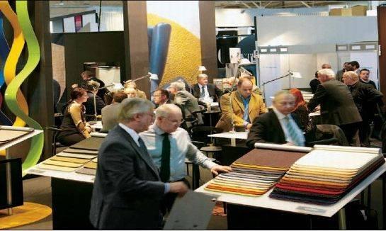 土耳其加濟安泰普國際地鋪材料展覽會