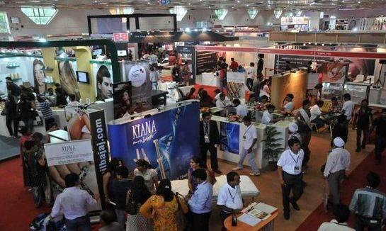 印度新德里國際汽車配件展覽會