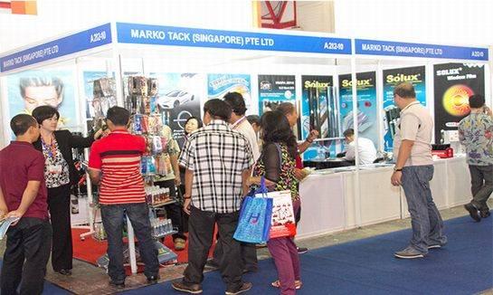 印尼雅加达国际汽车配件及交通运输注册老虎机送开户金198