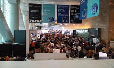 香港春季電子展Hong Kong Electronics Fair (Spring Edition)
