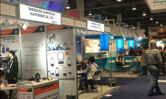 美國拉斯維加斯國際電子產品訂貨展覽會
