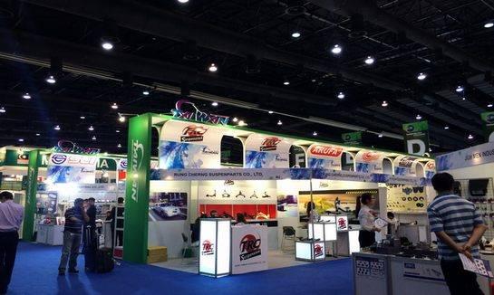 泰国曼谷国际汽配展览会