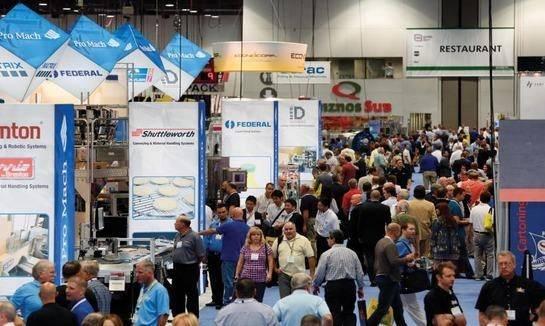 美國拉斯維加斯國際包裝機械展覽會