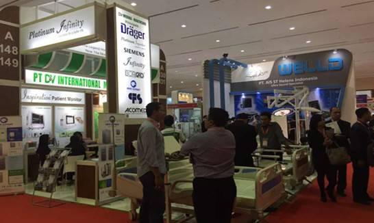 印尼雅加達國際食品及醫藥加工包裝展覽會