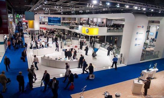 德国法兰克福国际汽车及零配件展览会
