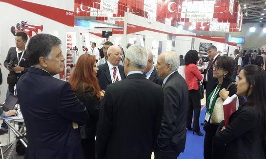 俄罗斯莫斯科国际汽车零配件及售后服务展览会