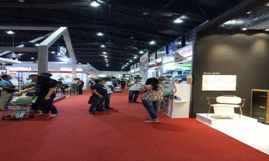 泰国曼谷国际建材及室内装饰注册老虎机送开户金198