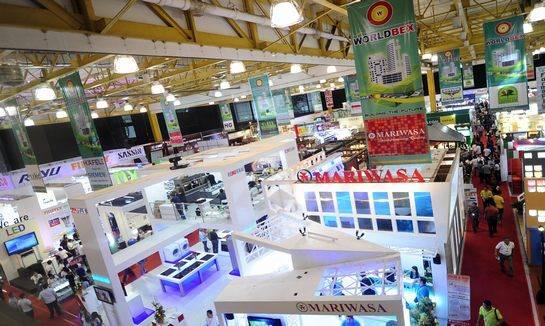 菲律宾马尼拉国际综合建筑建材展览会
