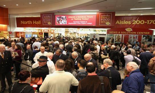 美国旧金山国际冬季特色食品展览会