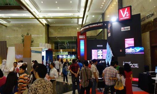 印尼雅加達國際陶瓷工業展覽會