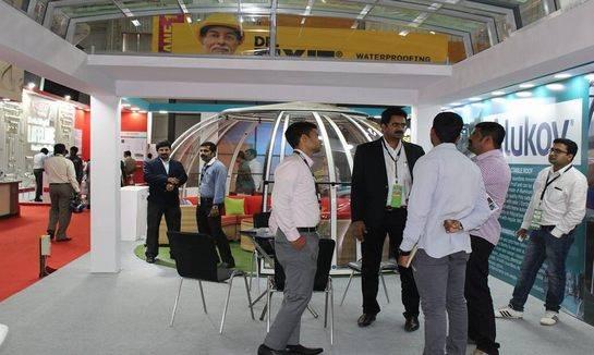 印度新德里國際建筑建材展覽會