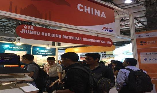 印度孟買國際建材五大行業展覽會