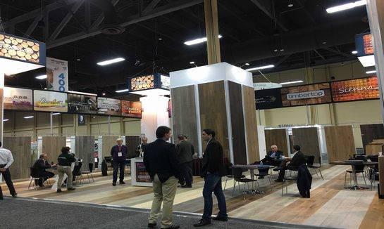 美國奧蘭多國際地面材料、瓷磚、石材展覽會