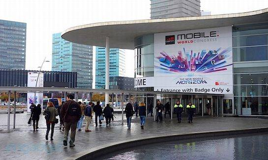 西班牙巴塞羅那國際移動通訊展覽會