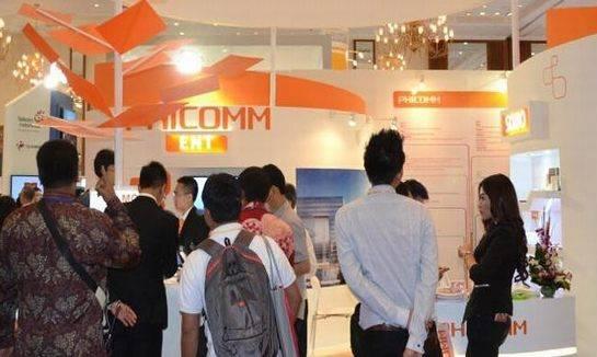 印尼雅加達國際通訊展覽會