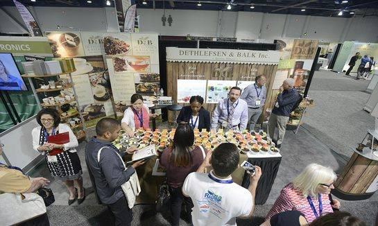 美國丹佛市國際茶葉展覽會