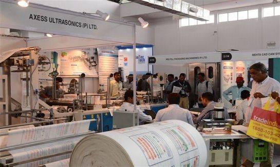 印度新德里国际包装工业注册老虎机送开户金198