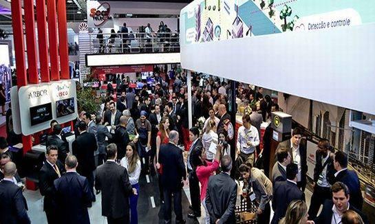 巴西圣保罗国际电信展览会