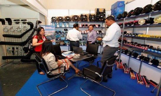 巴拿馬國際汽配展覽會
