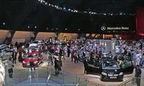 德国商用车辆展IAA