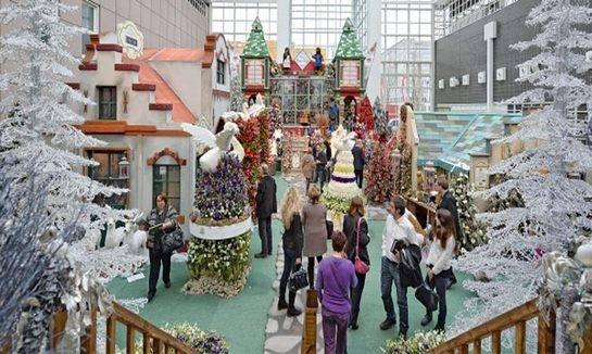 德國法蘭克福國際圣誕禮品展覽會