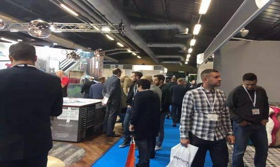 英国哈罗盖特国际地面材料展览会