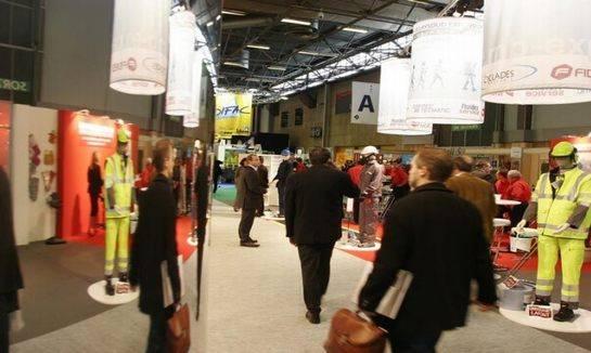 法国巴黎国际劳保展览会