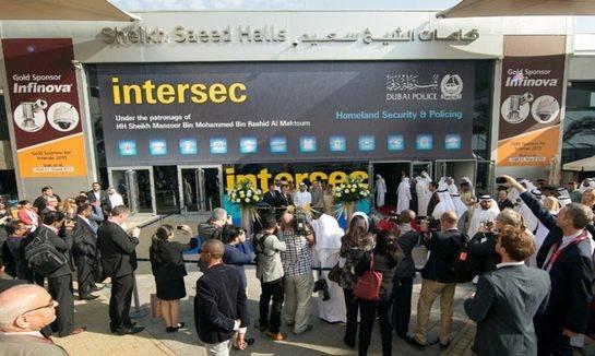 迪拜国际安防展览会