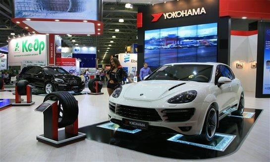 俄羅斯莫斯科國際汽車零配件展覽會