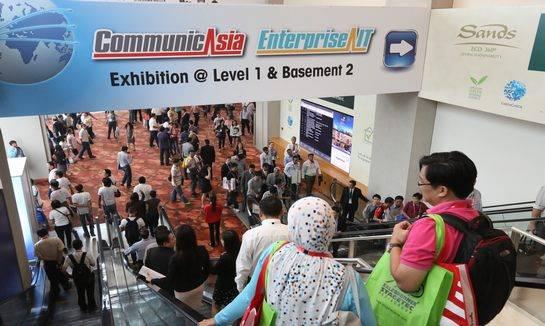 国际资讯_2019年新加坡国际通讯机资讯科技研讨及展览会-盈拓国际展览导航